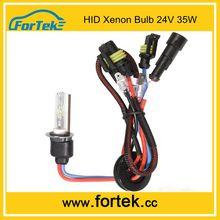 24V 35W Xenon HID Bulb Ceramic & Metal Based H3 Auto Spare Parts Car Fog Light for Audi, Chevrolet, Mazda, Honda