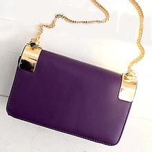 new for summer bag black handbags gold hardware handbag fashion chain bag SY5206