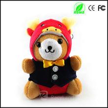 For Apple iphones,Samsung,Nokia,HTC,ipad,ipod,camera,MP4,PSP 7000mah portable mini cute cartoon chinese zodiae power bank