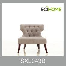 2014 New Design Living Room Fabric Single Seater Sofa Chair