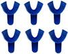 Dental Impression Trays / Dentist & Medical Use / Size Medium Lowers / Blue