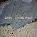 Haute densité bonne qualité panneaux de fibers de ciment / feuille de décoration / couleur résistant conseil de fibers - ciment