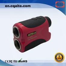 6*24 600m laser measuring device with range finder &speed finder