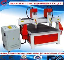 cnc high speed metal engraver JCUT-1325-2(double heads)