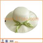 Graceful Fashion natural wholesale straw hats