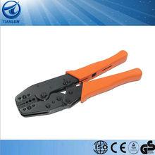 Hex terminal crimping tool