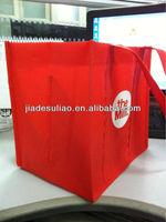 Non woven 6 bpttle wine tote bag/Non woven bag for wine/Wine non woven bag