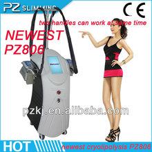 2014 hot new technology venus freeze machine PZ806