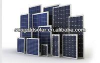 OEM 12v 180w solar panel --- Factory direct sale