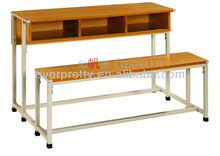 cheap school library reading desk and table,furniture classroom chairs and desk