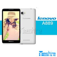 Original Unlock LENOVO A889 0.3mp + 8.0mp camera WLAN/ GPS/ Bluetooth/ FM cellphone