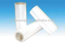 Plastic film protect film heat shrinkable plastic film A