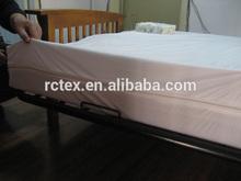 polyester laminated waterproof mattress encasement