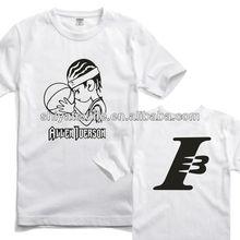 basketball player tshirts with basketball player printing