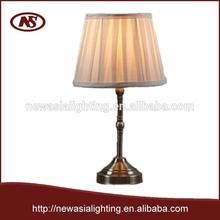 Bedside table lamp;modern table lamp;Metal table lamp