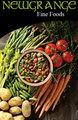 Tomates fraîches basilic soupe.&