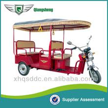 Hot Selling in India 48V 850W electric bajaj three wheeler car price