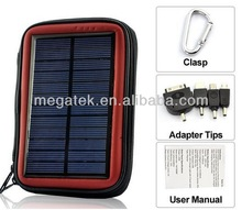 2000mah solar laptop charger