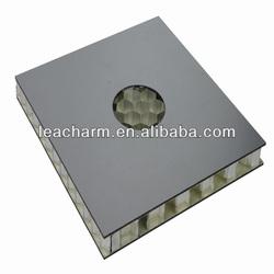 Aluminum core honeycomb panel , museum decorative materials, aluminum suspended metal ceiling, ISO9001