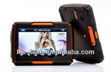 "312 sale All Terrain 4.3 Inch Motorcycle GPS Navigation System ""Rage"" - Waterproof, 4GB Internal Memory, Bluetooth"