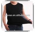 El deporte t- shirt chaleco chaleco sin mangas para venta al por mayor los hombres chaleco de los hombres