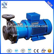 CQ-F plastic transfer alkali acid sump pump magnetic drive centrifugal pumps price
