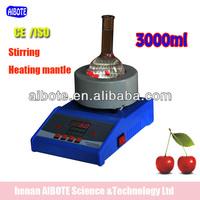 laboratory intelligent digital display heating mantle