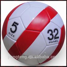 cheap size 5 footballs machine sewn foot ball