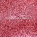 Colorido sofá de canto de couro com material macio mão- sentimento