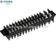Busbar support of high voltage switchgear