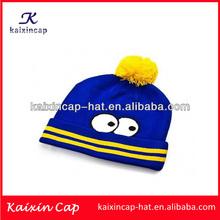 Wholesale Custom-made Fashion High Quality Cheap Knited Baby Cap/OEM Knit Beanie Cap Hat
