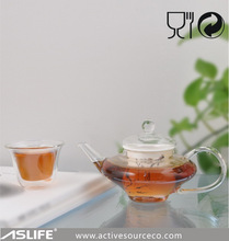 (AST2117C)Wholesale Prices China Tea Set!Ceramic Strainer Tea Pot!Wholesale China Antique High Borosilicate Glass Tea Sets