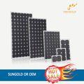 Oem 60 vatios de paneles solares--- venta directa de fábrica