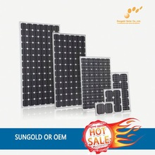 OEM monocrystalline solar panel price india --- Factory direct sale