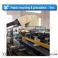 polietileno de alta densidad de la película de plástico de la máquina de pellets