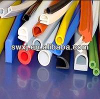 silicone rubber foam tube
