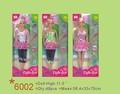 muñeca Promocional muñeca chica americana fabricante en China muñeca de niña