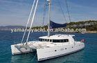 catamaran sailboat lagoon used 500