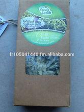 pure stevia leaves