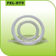 T9 led circular tube led ring light