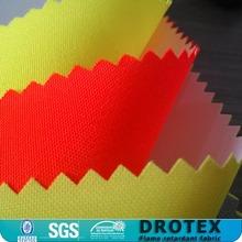 260gsm Hi vis yellow fire retardant antistatic fabric for mining industry
