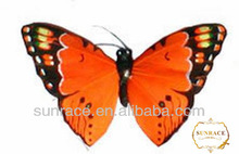 Decorations large feather butterfly wings wholesale