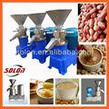 De alta qualidade equipamentos de produção / manteiga de amendoim máquina de processamento de manteiga de amendoim
