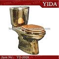 Foshan sanitaryware_ pan klozet _water dolap altın rengi tuvalet