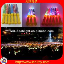 Wholesale light up led flashing foam stick led flashing light stick China Manufacturers Supplier Exporter