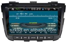 Soranto touch screen double din car stereo with dvd,usb,sd,bluetooth,radio,tv,av,ipod