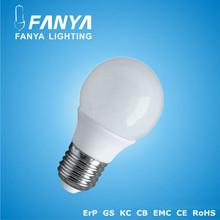 Small Round 8Watt Self Ballasted Fluorescent Lamp Bulbs