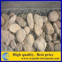 high quality galvanized gabiony on sale
