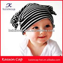 Baby hat/Custom baby hat/Wholesale striped cotton baby cap&hat