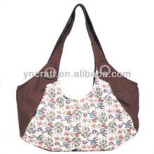 Ladies Big Outdoor Mature Shoulder Bags With Iphone Case